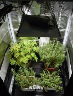 HLG 65 V2 4000K Horticulture Lighting Group Quantum Board LED Grow Light Veg
