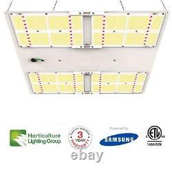 HLG 650R Diablo Horticulture Lighting Group LED Grow Light For Veg & Bloom