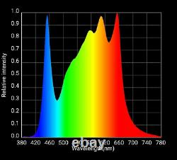 HLG 650R Quantum Board Horticulture Lighting Group LED Grow Light For Veg Bloom