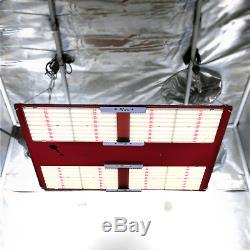 Horticulture Lighting Group HLG 550 V2 R LED Grow Light Bloom Veg 120v 240v
