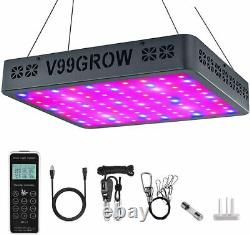 Led Grow Light 1000W Full Spectrum Plant Growing Lights Indoor plants veg