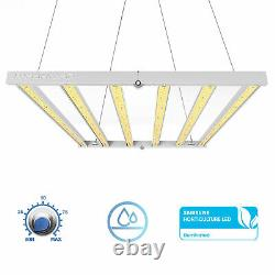 Mars Hydro FC3000 4800 6500 LED Grow Light Bar Full Spectrum Veg Flower UV IR