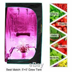 Mars Hydro Led Grow Light Pro II CREE LEDs 1200W Full Spectrum Indoor Veg Flower