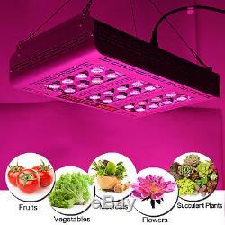 Mars Hydro Pro II 600W LED Grow Light Full Spectrum for Indoor Veg Bloom Plants