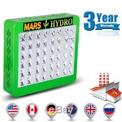 Mars Hydro Reflector 300W LED Grow Light Veg Flower+2' x 2' x 5' Grow Tent Kit