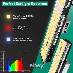 Mars Hydro SP 3000 Led Grow Light Samsung LM301B Full Spectrum for Veg Flower