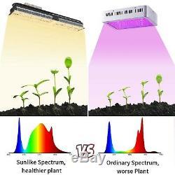 Mars Hydro SP150 Led Grow Light Full Spectrum 400W Hydroponics Indoor Veg Flower