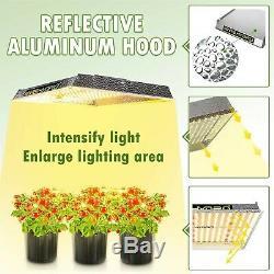 Mars Hydro TS 1000W LED Grow Light Full Spectrum Indoor Plant Lamp Panel For Veg