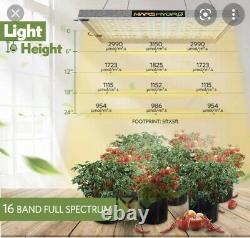 Mars Hydro TS 3000W LED Grow Light Indoor Plants Veg Flower Cannabis