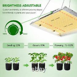 Mars Hydro TS 600W 1000W 2000W 3000W LED Grow Light Indoor Plants Veg Flower Kit