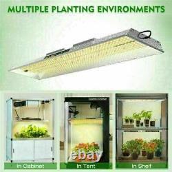 Mars Hydro TSL 2000W LED Grow Light Full Spectrum for Indoor Plant Veg Flower4X2