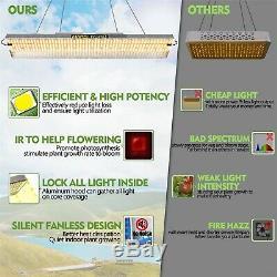 Mars Hydro TSL 2000W LED Grow Light Set Full Spectrum for Indoor Veg Bloom Panel