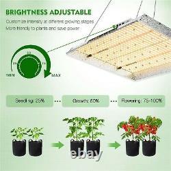 Mars Hydro TSW 2000 LED Grow Light Full Spectrum for Indoor Plants Veg Flower