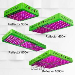 Mars Led Grow Light Hydro Reflector 300W 600W 800W 1000W Full Spectrum Veg Bloom