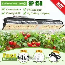 MarsHydro SP 3000 150 LED Grow Light Strip Bar Veg Bloom Indoor Plant Grow Tent