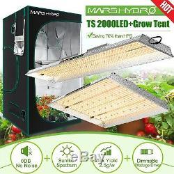 MarsHydro TS2000W Led Grow Light Veg Flower Plant Lamp/ Kit Indoor for Grow Tent