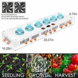 Morsen 2000w-3000w LED Grow Light Full Spectrum for Indoor All Plant Veg Growing