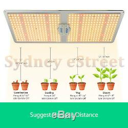 NEW 1000W 2000W Full Spectrum LED Grow Light Samsungled LM301B Indoor Plants Veg