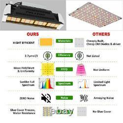 PH-3000 Commercial Pro LED Grow Light Full Spectrum Indoor Veg Flower VS Fluence