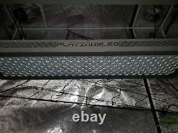 Platinum LED Grow Light P600 Full Spectrum 800 W equivalent, Veg and Bloom