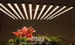 Professional Premium LED 720w Full Spectrum Indoor Grow Light Bar for Bloom, Veg