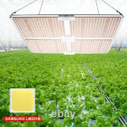 QB Farming 2000W 4000W LED Grow Light Samsung LM301B Indoor Plant Veg Flower