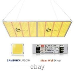 SF 2000W LED Grow Light daisy Veg Flower Samsung LM301B Sunlike Full spectrum