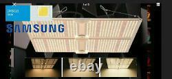 SF- 4000 LED Grow Light for Indoor All Stage Veg Flower plants Full Spectrum