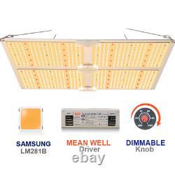 SF4000 450W Samsung LED Grow Light Full Spectrum for Indoor Plant Veg Flower