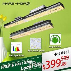 SP 150 3000 Mars Hydro LED Grow Light Strip Full Spectrum for Indoor Plants VEG