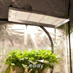 SUNSHINE FARMRE 4500W Full Spectrum LED Grow Light Bar For All Indoor Plants Veg