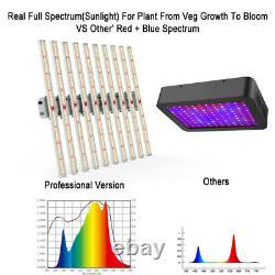Samsung QBoard LED Grow Light 640W Full Spectrum Sunlike Growing Lamp Indoor Veg