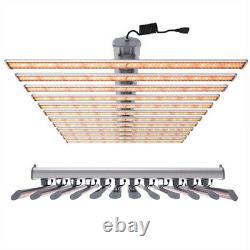 Skylight LED Grow Light 12Bar 720W Full Spectrum Commercial For Veg Flowers