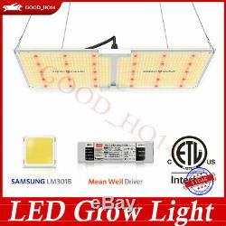 Spider Farmer 4000W LED Grow Light Samsung LM301B Indoor All Stages Veg Flower