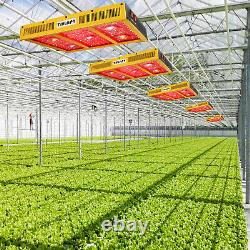 TMLAPY COB 2500W LED Grow Light Full Spectrum for Indoor Plants Veg&Bloom Lamp