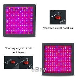Upgraded Mars II 900W LED Grow Light Full Spectrum Veg Bloom for Indoor Plants