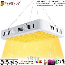 V99GROW 3000W 350 LED Grow Light Sunlike Full Spectrum Indoor Plants Veg Flower
