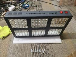 VIPARSPECTRA 900W LED Grow Light, with Veg and Bloom Switches, Full Spectrum