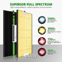 VIPARSPECTRA P1000 P1500 P2000 P2500 Full Spectrum LED Grow Light for Veg Bloom