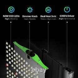 VIPARSPECTRA P1500 LED Grow Lights for Indoor Plants Veg Flower Replace HPS HID