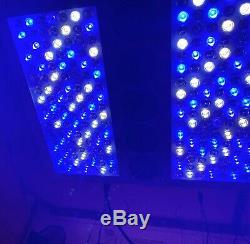 VIPARSPECTRA PAR1200 1200W 12-band Dimmable LED Grow Light VEG BLOOM Dimmers