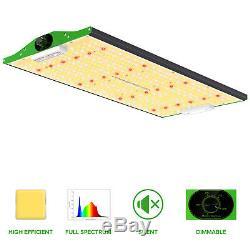 VIPARSPECTRA Pro Series P2000 LED Grow Light Sunlike Full Spectrum for Veg&Bloom