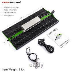 VIPARSPECTRA Pro Series P2500 LED Grow Light Sunlike Full Spectrum for Veg&Bloom