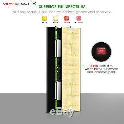 VIPARSPECTRA Pro Series P4000 LED Grow Light Full Spectrum for plants Veg&Bloom