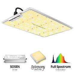 VIPARSPECTRA VB1500 LED Grow Light Full Spectrum for All Indoor Plant Veg Flower