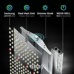 VIPARSPECTRA XS4000 LED Grow Light Samsungled LM301B for All Plants Veg Flowers