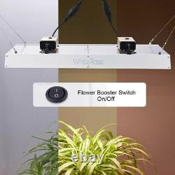WHITEROSE 4000W LED Grow Light Full Spectrum for Indoor Plant Veg Flower HPS