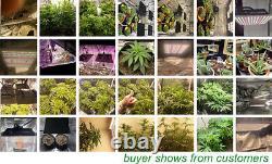 1000w Led Grow Light Full Spectrum Samsung Lm301b Plantes Hydroponiques Fleur De Veg