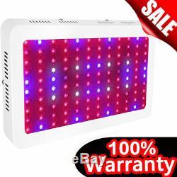 1200w Led Grow Light Hydro Full Spectrum Vegs Flower Panel Lampe De Plantes D'intérieur