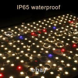 120w Samsung Lm301h Avec Cree Et Lg Quantum Board Led Grow Light 250w Hps 4 Veg